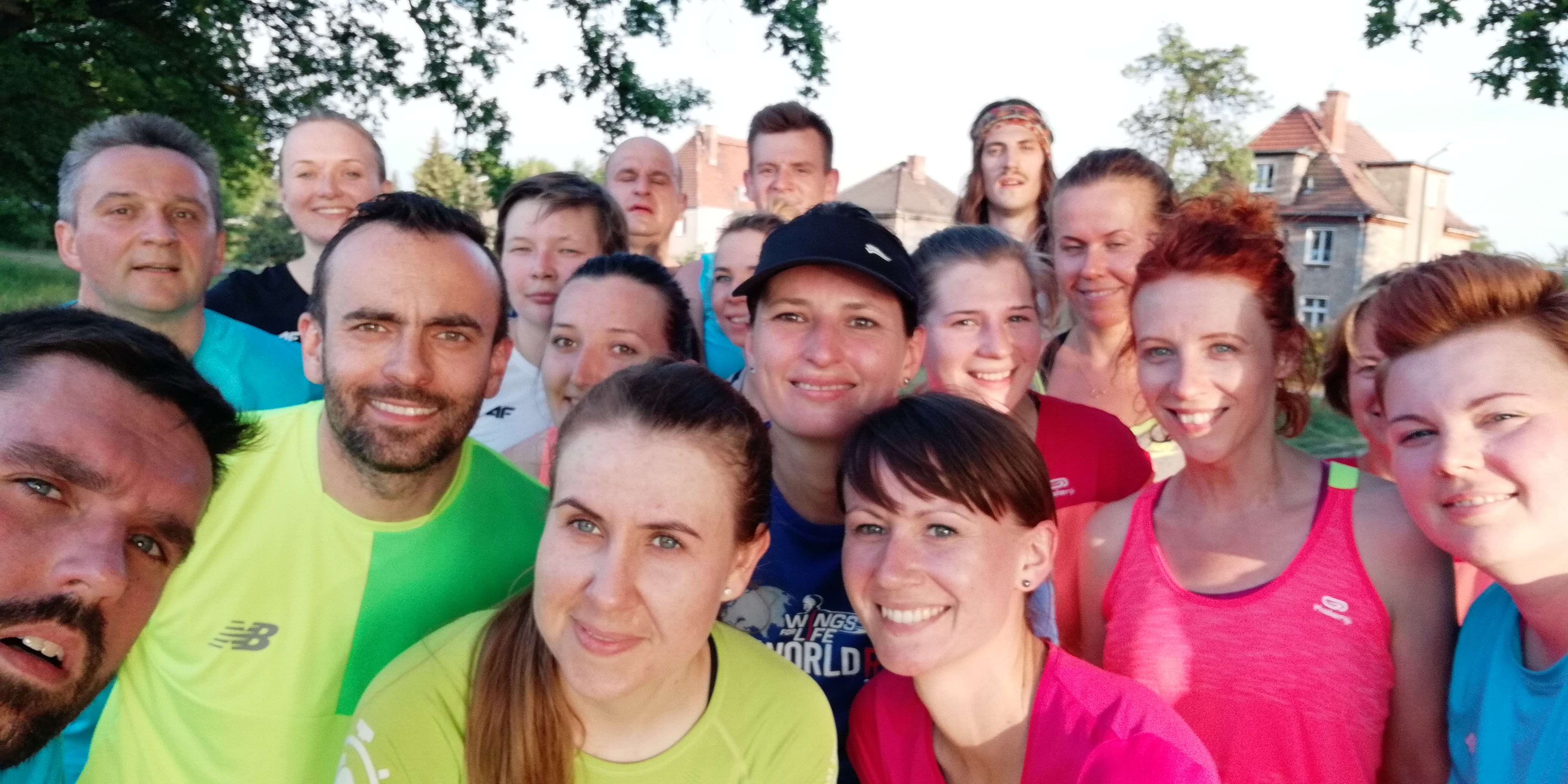 Wroclaw Marathon Tea,